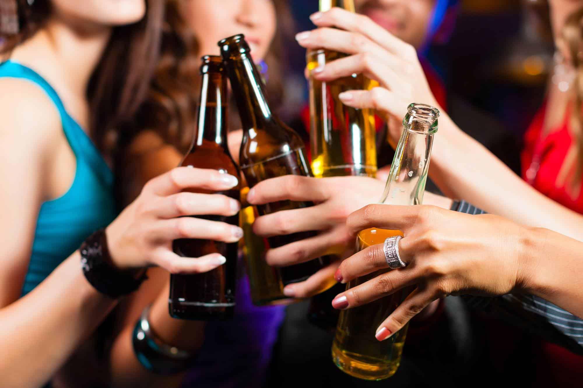 bières à privilégier en soirée